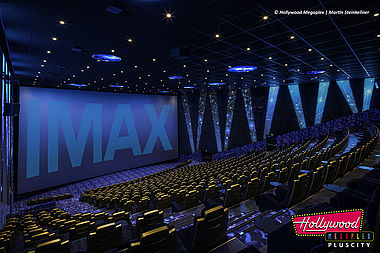 Hollywood Megaplex PlusCity & IMAX-Theater - Foto: © Hollywood Megaplex | Martin Steinkellner